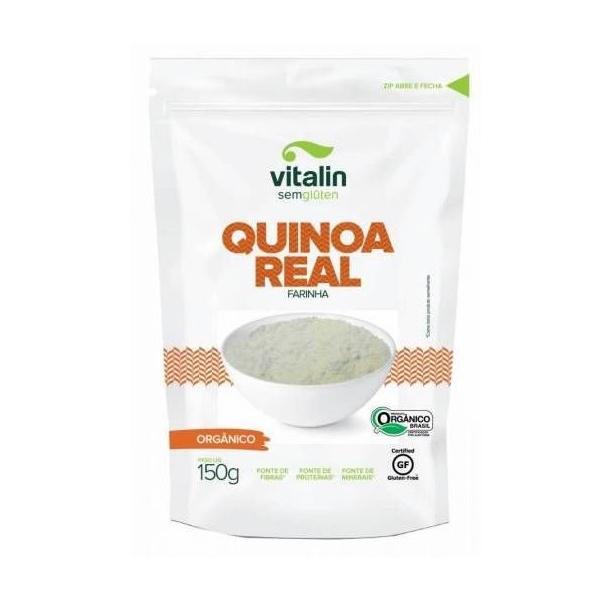 Farinha de Quinoa Real Orgânico 150g