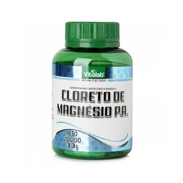 Cloreto de Magnésio P.A. 33g