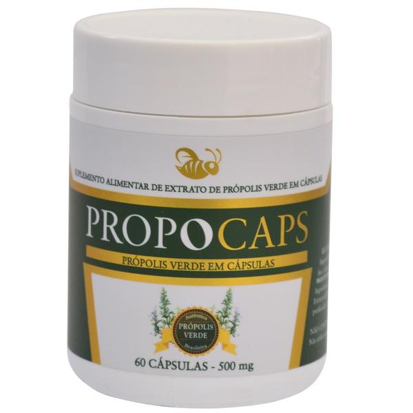 Propocaps 60 cápsulas x 500mg