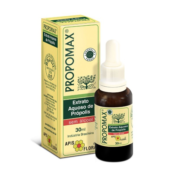 Propomax Extrato de Própolis Sem Álcool 30ml