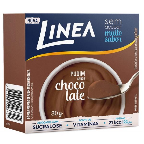Pó Para Pudim Sucralose Chocolate 30g