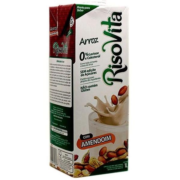Bebida de Arroz com Amendoim 1 litro