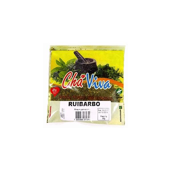Ruibarbo Chá Viva 30g