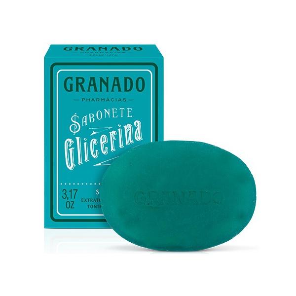 Sabonete Glicerina Algas 90g