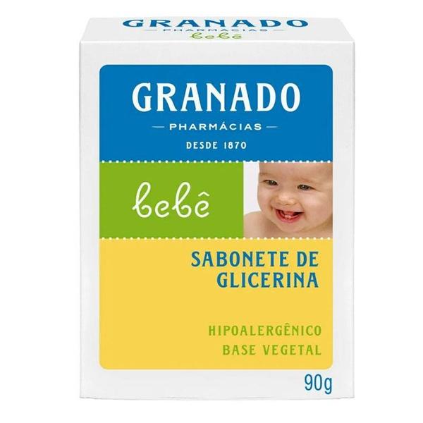 Sabonete Glicerina Bebê 90g