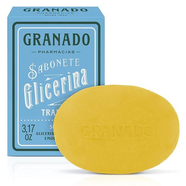 Sabonete Glicerina Tradicional 90g