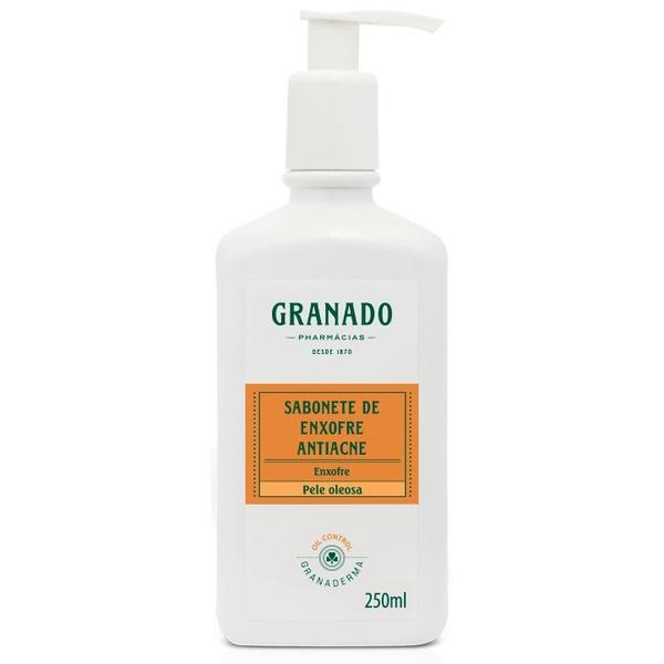 Sabonete Líquido Enxofre Antiacne 250ml