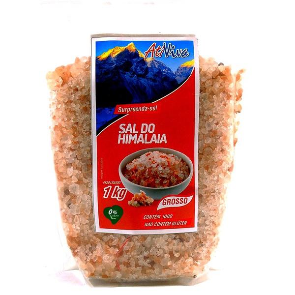 Sal do Himalaia Grosso 1kg