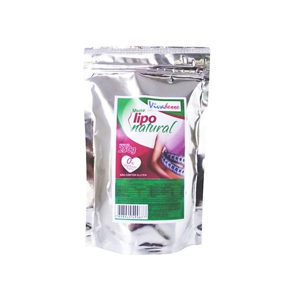 Shake Lipo Natural Ativiva 250g