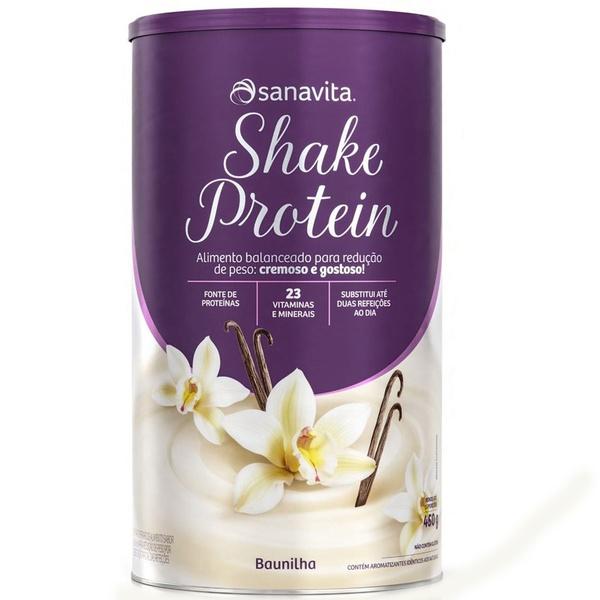 Shake Protein Baunilha 450g