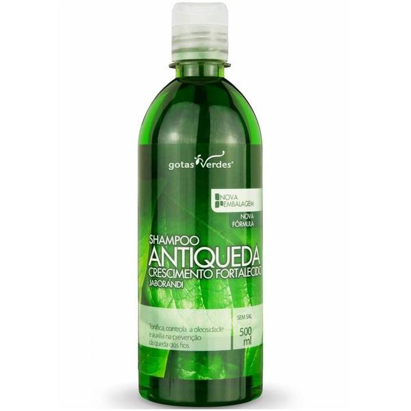 Shampoo Antiqueda Jaborandi 500ml