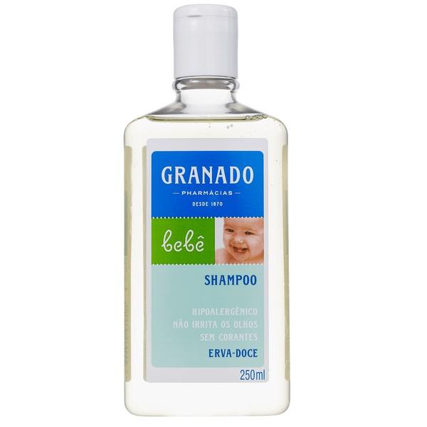 Shampoo Bebê Erva Doce 250ml