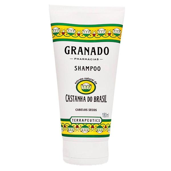 Shampoo Castanha do Brasil 180ml