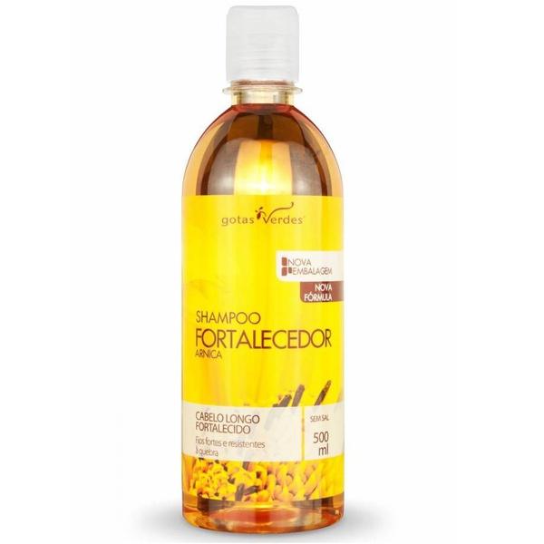 Shampoo Fortalecedor Arnica 500ml