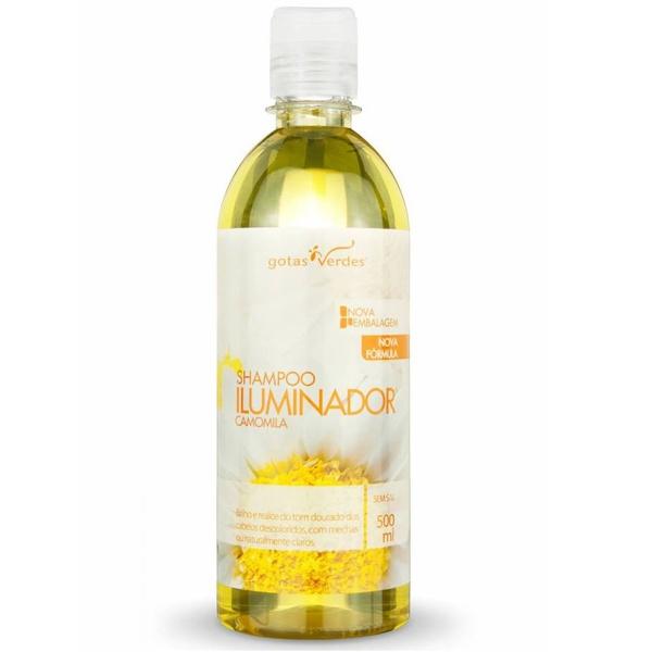 Shampoo Iluminador Camomila 500ml