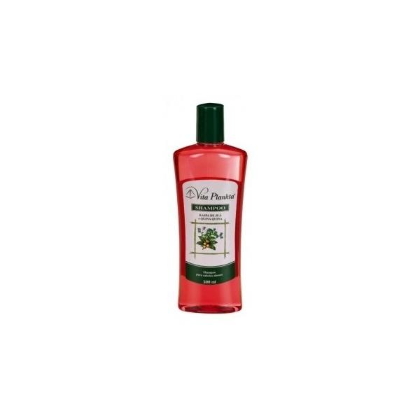 Shampoo Raspa de Juá e Quina Quina 300ml