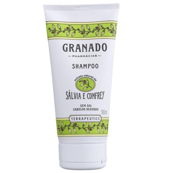 Shampoo Salvia e Confrey 180ml