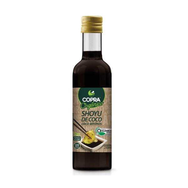 Shoyu de Coco Orgânico 250ml