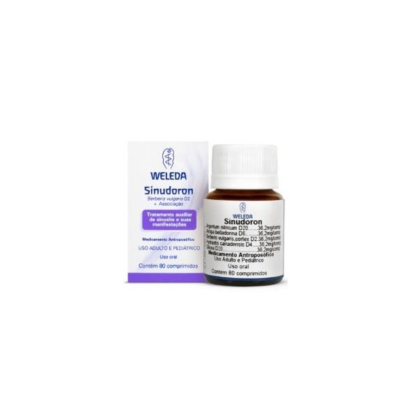 Sinudoron 80 comprimidos