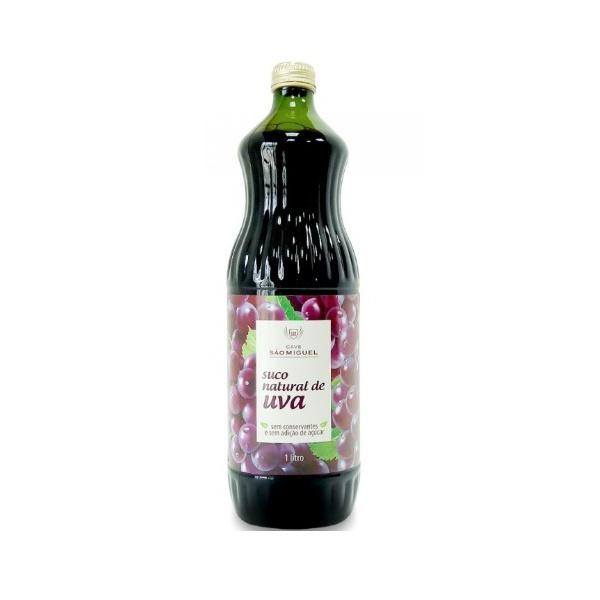 Suco De Uva Sem Açúcar 1L