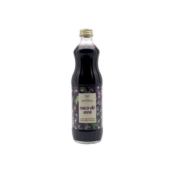 Suco De Uva Sem Açúcar 500ml