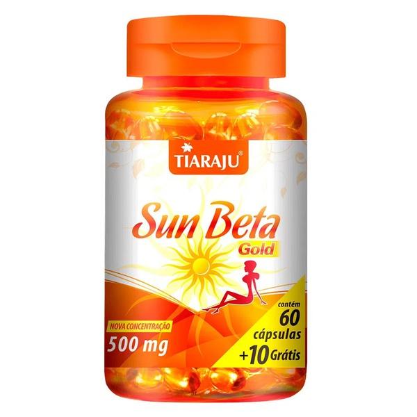 Sun Beta Gold Betacaroteno 60 caps x 500mg