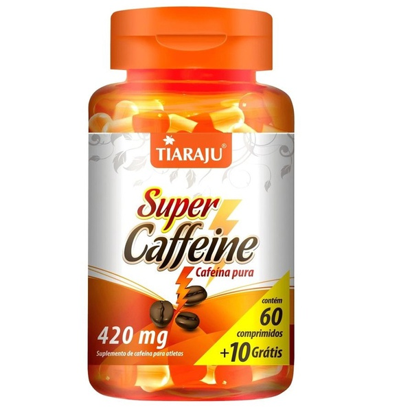 Super Caffeine 60 caps x 420mg