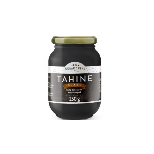 Tahine Black Vegano 250g