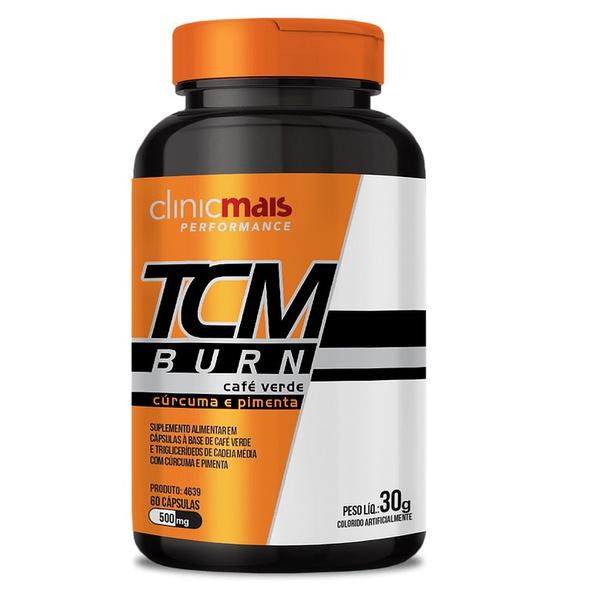 TCM Burn 60 Cápsulas x 500mg