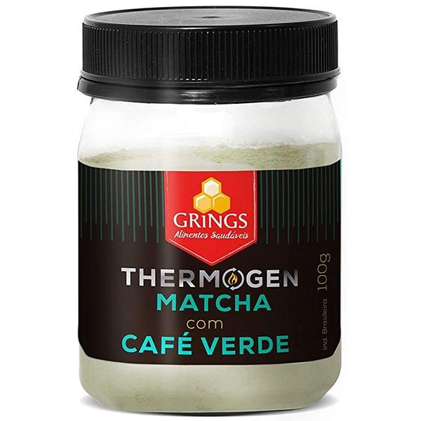 Thermogen Matchá com Café Verde 100g