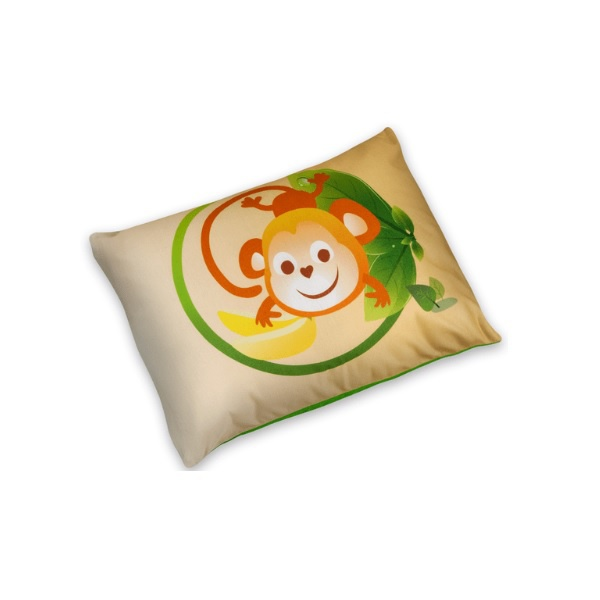 Travesseiro Macaco Rosa