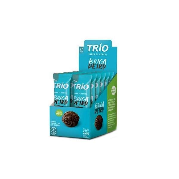 Trio Brigadeiro Display 12x20g