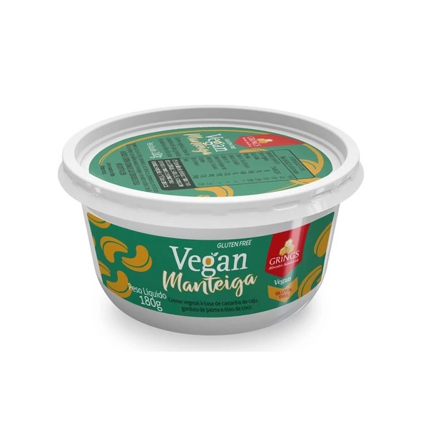 Vegan Manteiga 180g