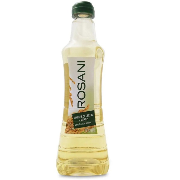 Vinagre De Arroz 500ml