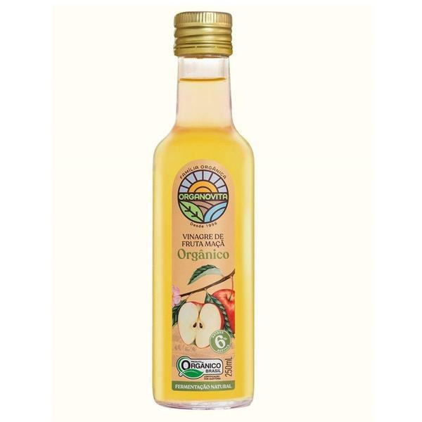 Vinagre de Fruta de Maçã Orgânico 250ml