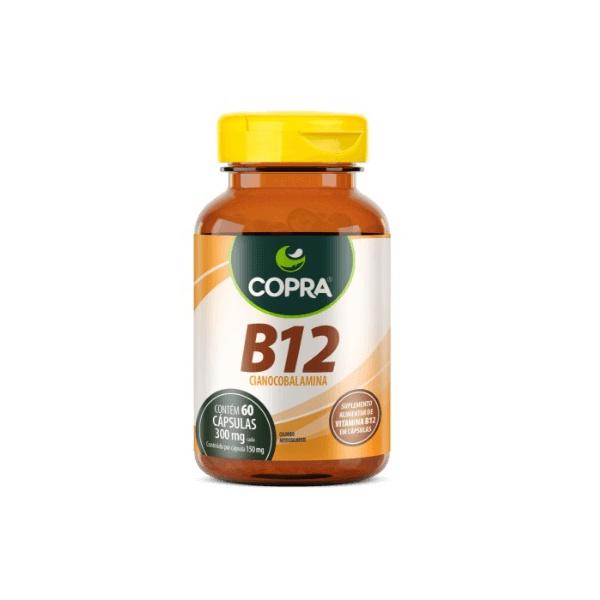 Vitamina B12 60x300mg