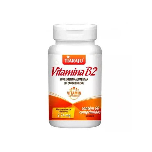 Vitamina B2 60comp x 250mg
