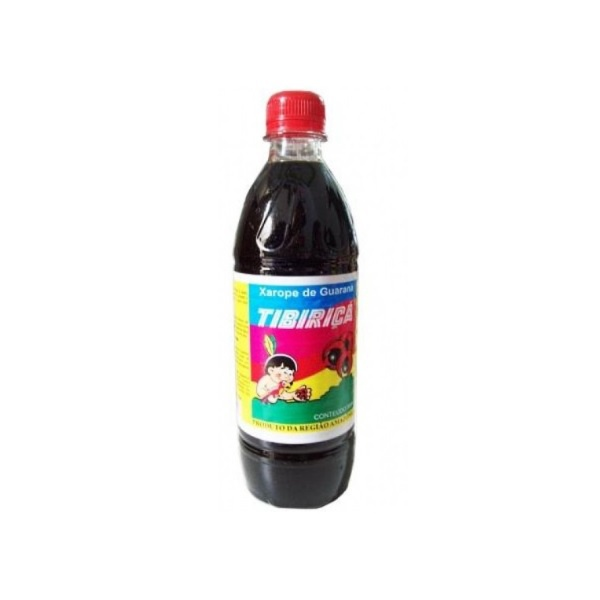 Xarope De Guaraná 500ml