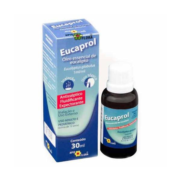 Eucaprol - Óleo Essencial Eucaliptus 30ml