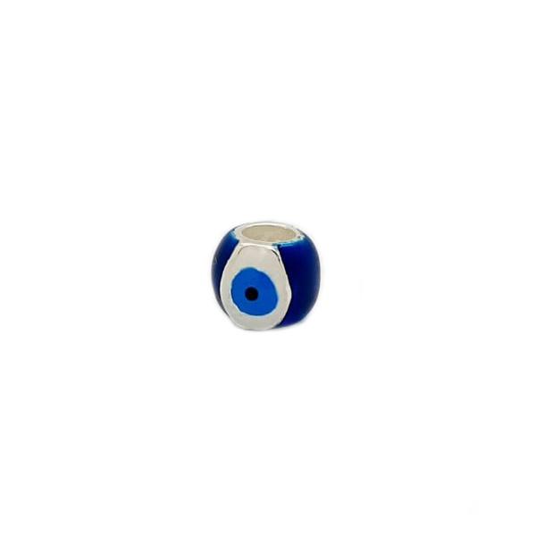 Berloque Prata Olho