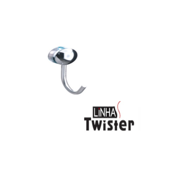 CABIDE SIMPLES TWISTER AZUL
