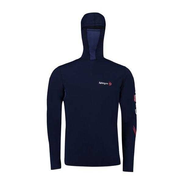 Camiseta Fishing Co. Ninja Marinho