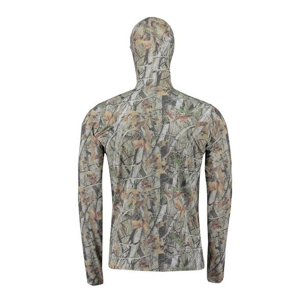 Camiseta Fishing Co. Ninja Camuflado Selva