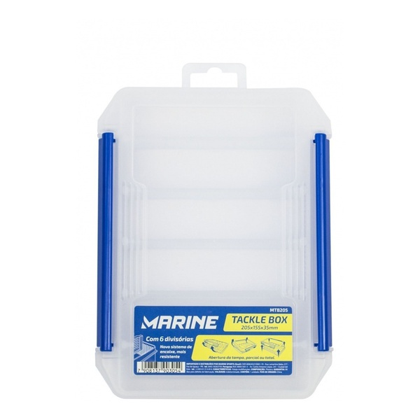 Estojo Marine Sports Para Iscas Artificiais MTB255
