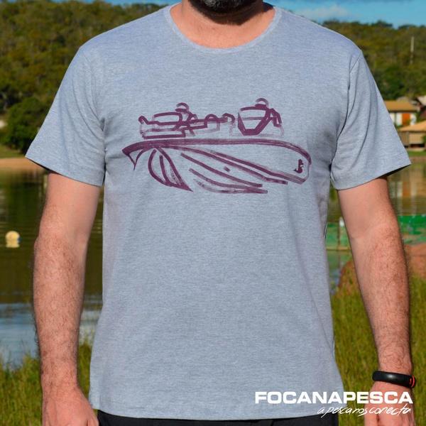 Camiseta Focanapesca Bassboat
