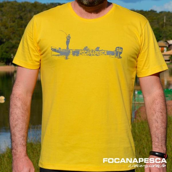 Camiseta Focanapesca Bass Focanapesca