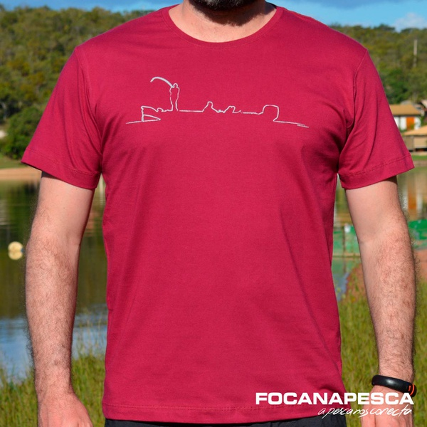 Camiseta Focanapesca Bass Pulse
