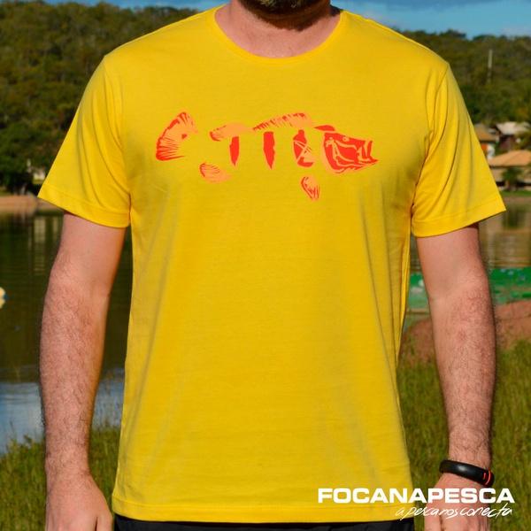 Camiseta Focanapesca Tucuna Fogo