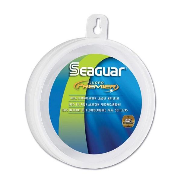 Linha para Leader Fluorocarbon Seaguar Premier - 22,9m