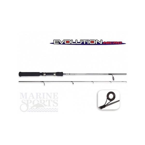 "Vara Marine Sports Evolution Micro MS-S 511L 8-15lbs 5'1""(1,54m) (molinete)"